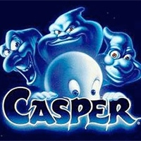 Casper coloring pages