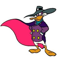 Darkwing Duck coloring pages