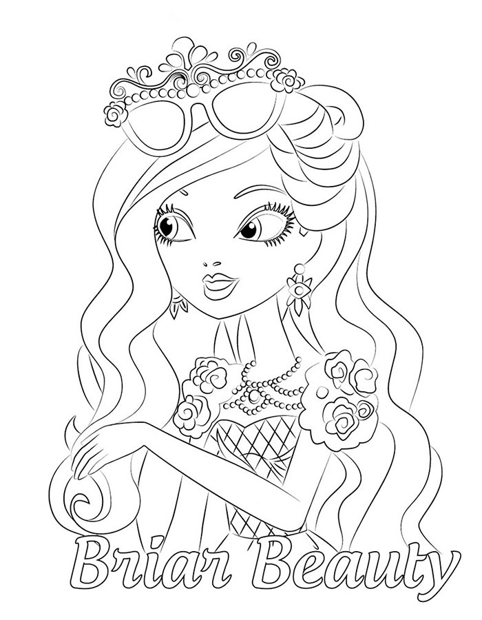 coloring after high and print coloring pages