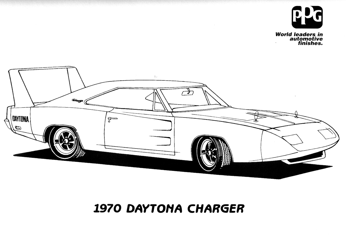 muscle car coloring pages fast and furious - Fast Furious Coloring Pages