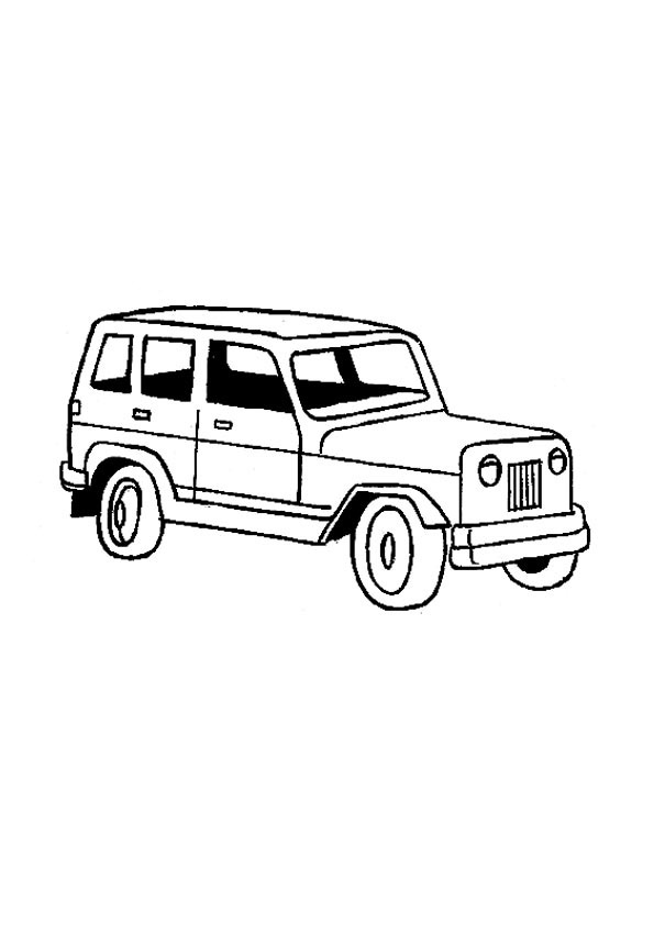 Jeep Coloring Pages Print Top 10 Free Printable Jeep Coloring Pages