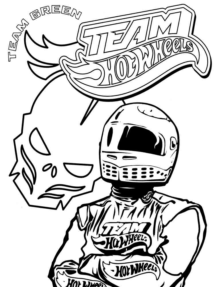 wheel coloring pages
