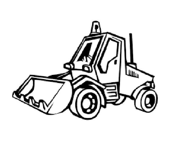 tractor tom coloring pages - photo#18