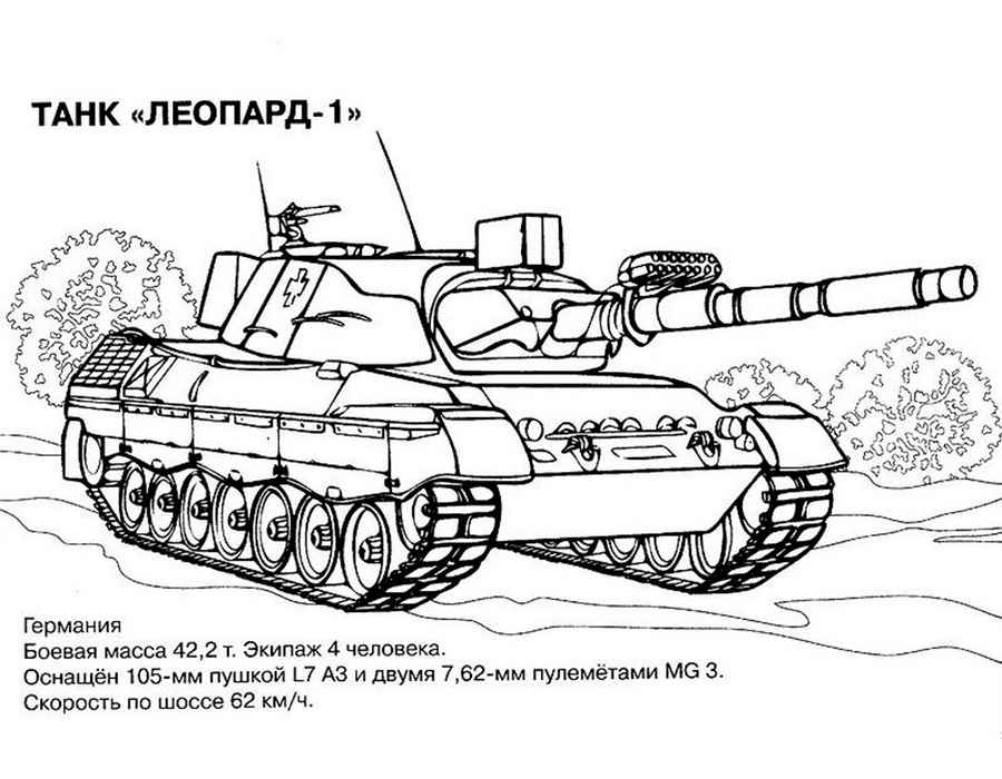 army tank coloring pages print - Army Tank Coloring Pages Print