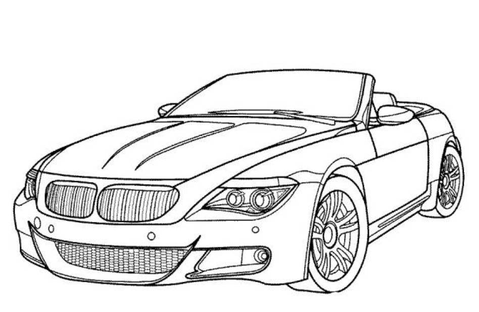 trendy real car coloring pages printable coloring pages for kids and with corvette coloring pages - Corvette Coloring Pages Printable