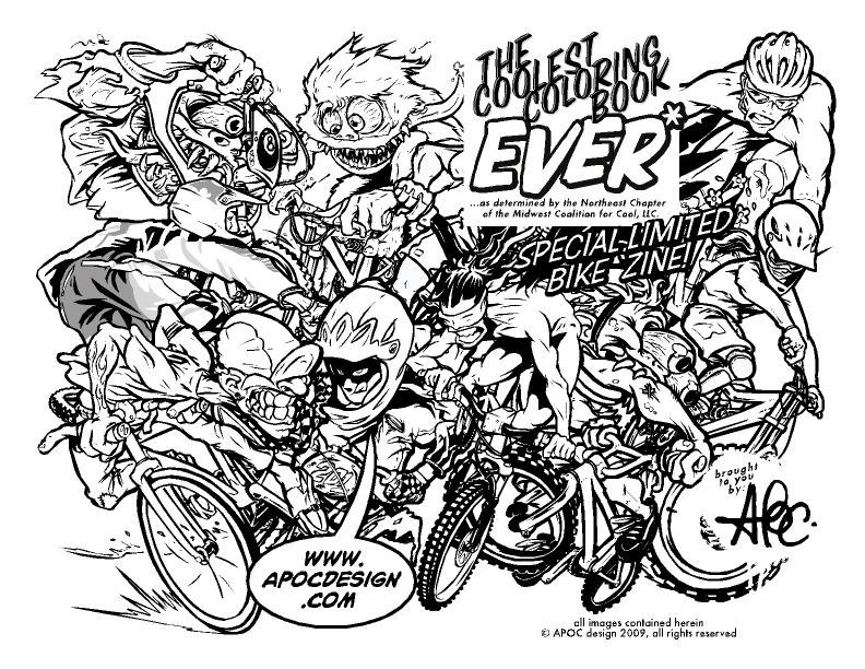 motocross coloring pages - Cool Colouring Pages