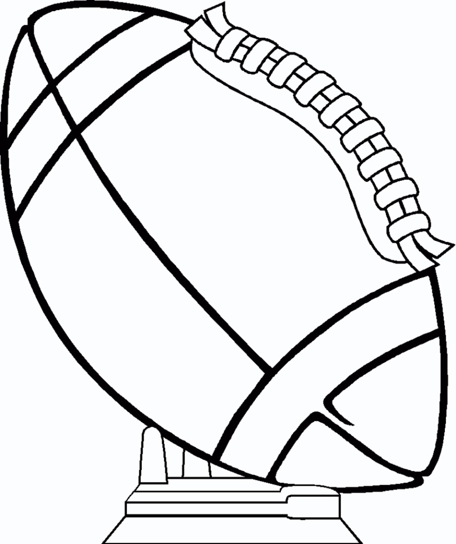 football helmet coloring pages - Football Helmet Coloring Pages