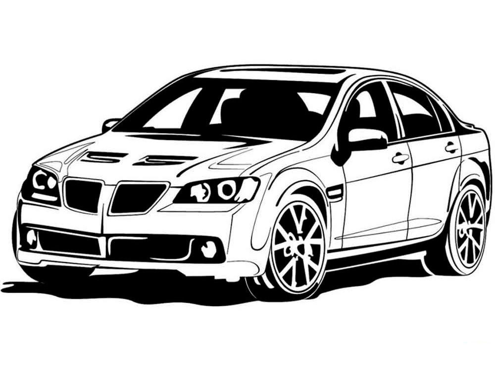 Coloring Pages Of Police Car : Coloring pages
