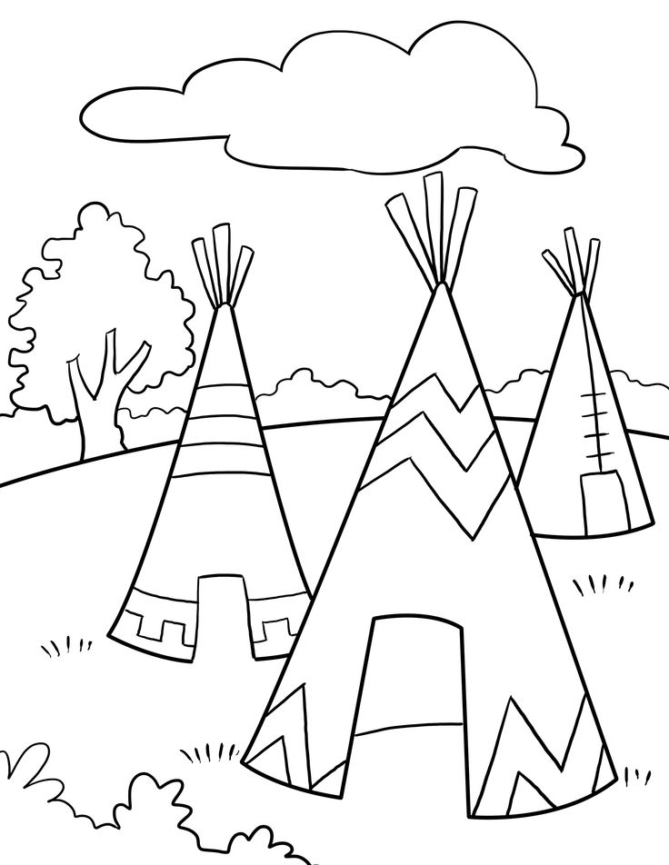 american boy coloring pages
