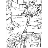 Gi joe coloring pages