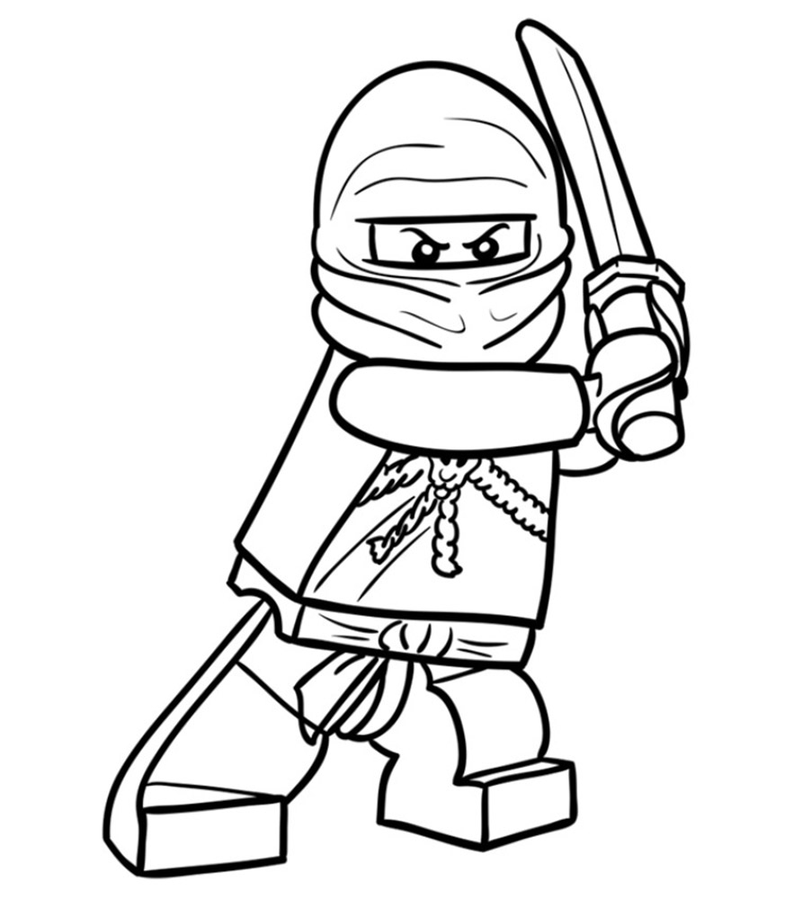 lego sonic coloring pages - lego ninjago coloring pages