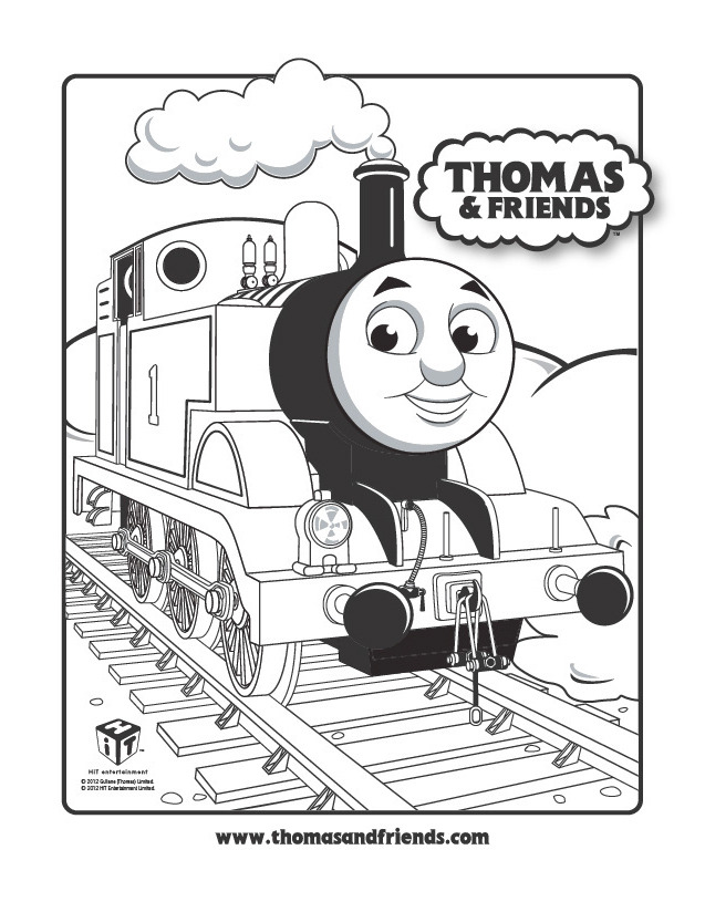 thomas train coloring pages coloring pages pinterest thomas