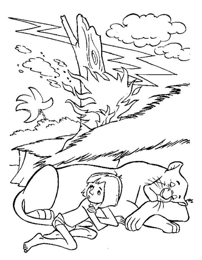 Jungle book bagheera coloring pages 848689 - girlietalk.info