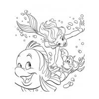 Childrens disney coloring pages