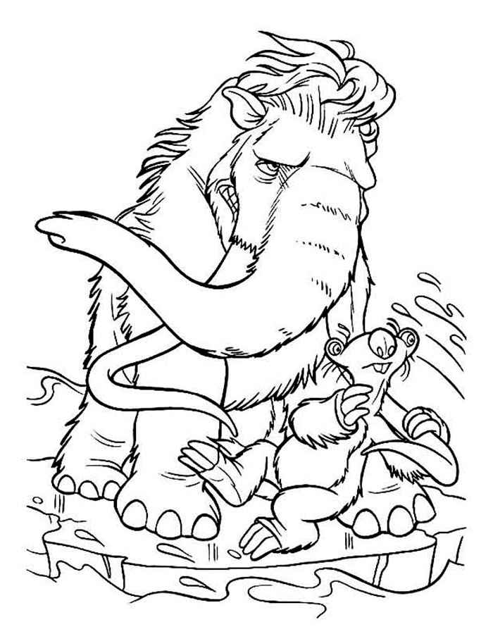 age coloring pages