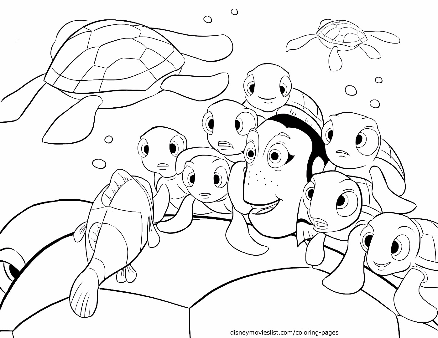 and coloring pages