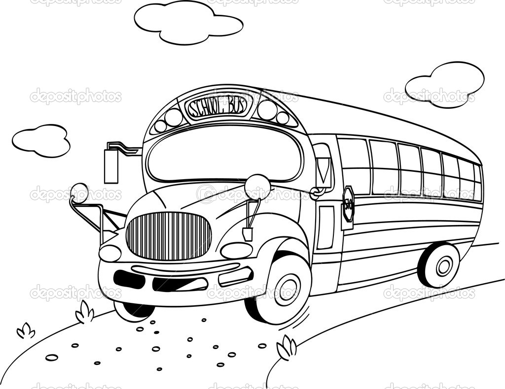 Magic school bus coloring pictures - Magic School Bus Coloring Pages