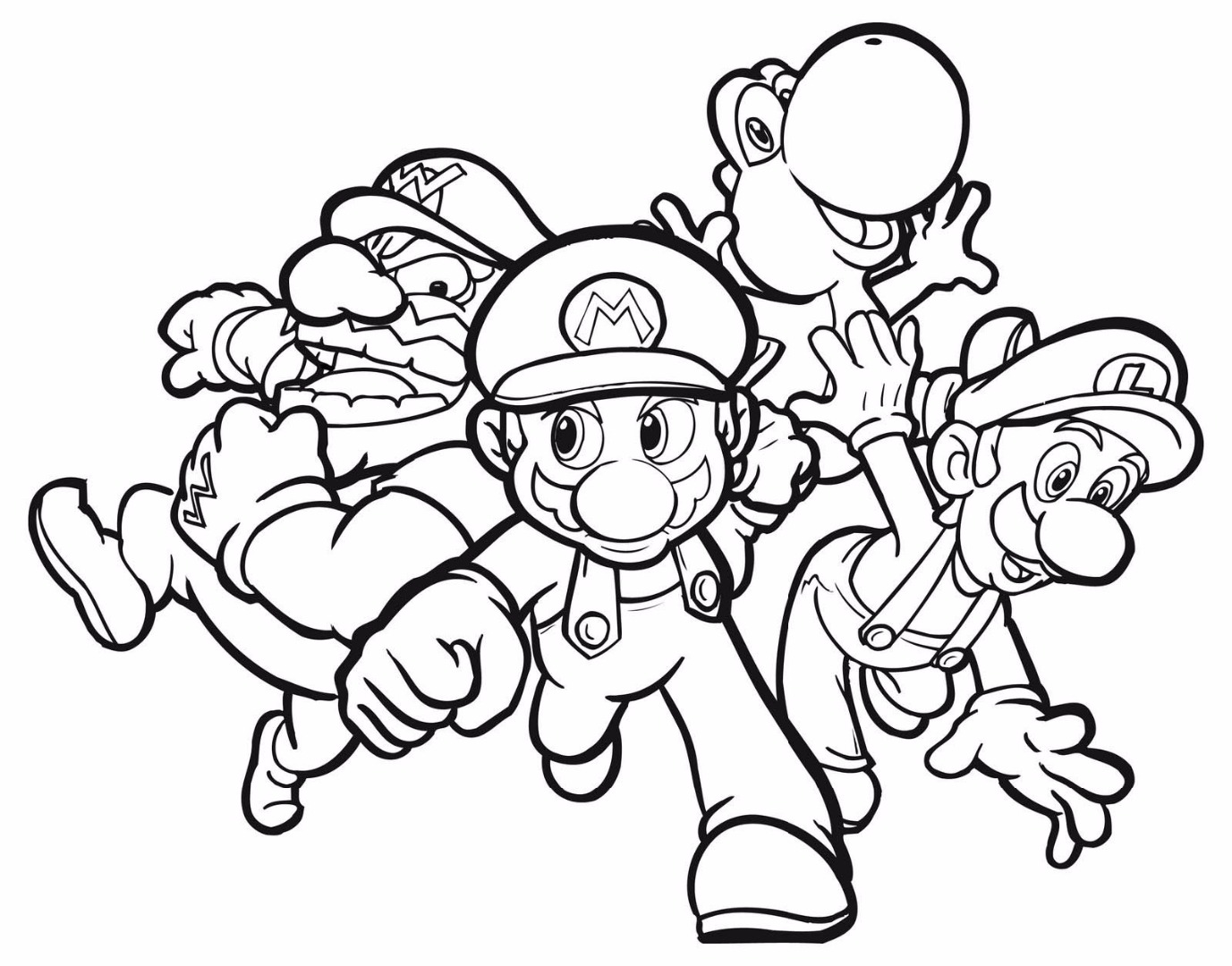 kong coloring pages