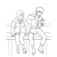 Naruto coloring pages