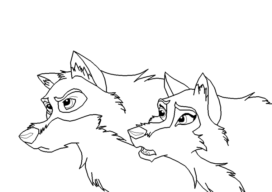 Magnificent Balto 3 Coloring Pages Model - Coloring Paper ...