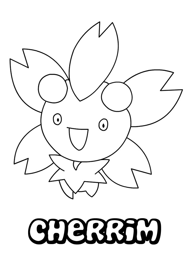 Pokemon coloring pages swampert - Grotle Pokemon Coloring Pages