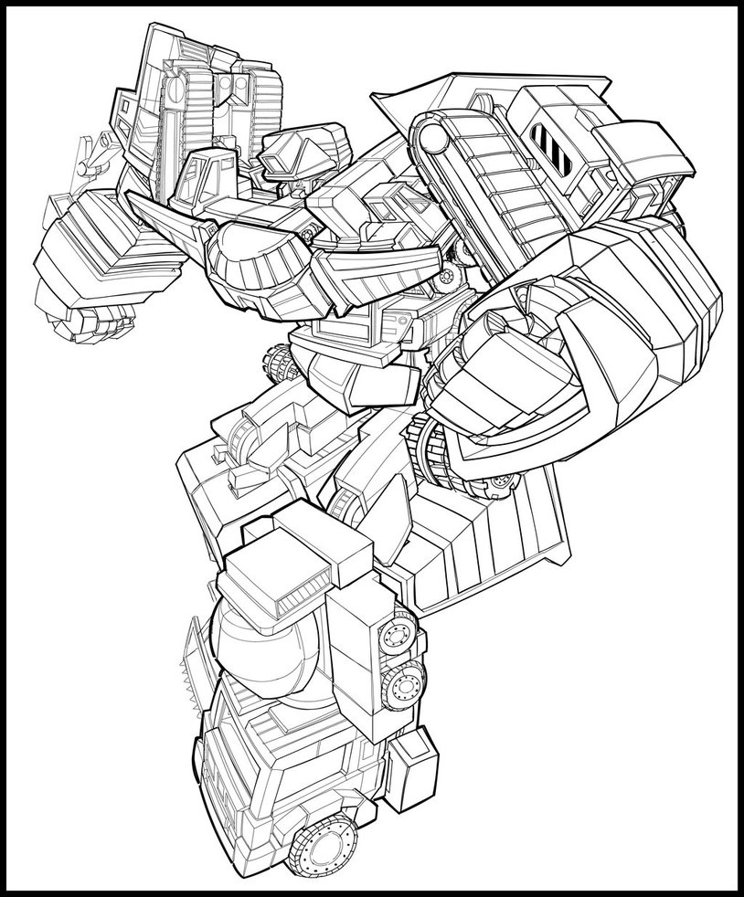Transformers g1 coloring pages for Transformers decepticon coloring pages