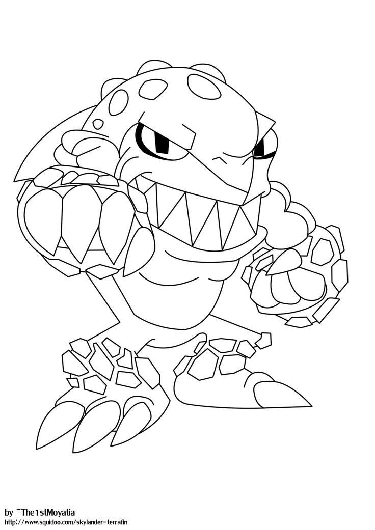 cartoon giant coloring pages - photo#17