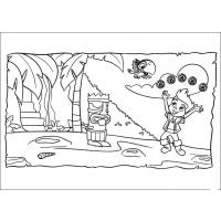 Jake and the Never Land Pirates coloring pages