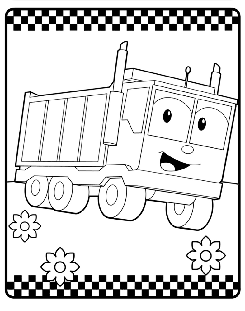 Umizoomi coloring pages printable