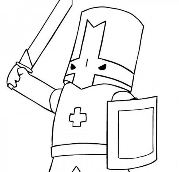 Crashers Coloring Pages