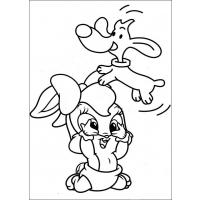 Baby Looney Tunes coloring pages