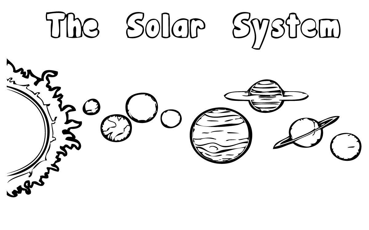 system coloring pages