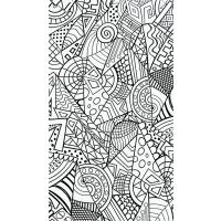 Stress coloring pages