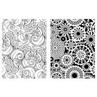 Art therapy coloring pages