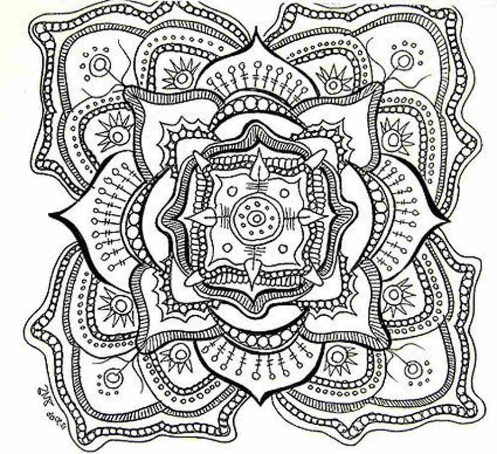 Difficult Coloring Pages Coloring Book of Coloring Page