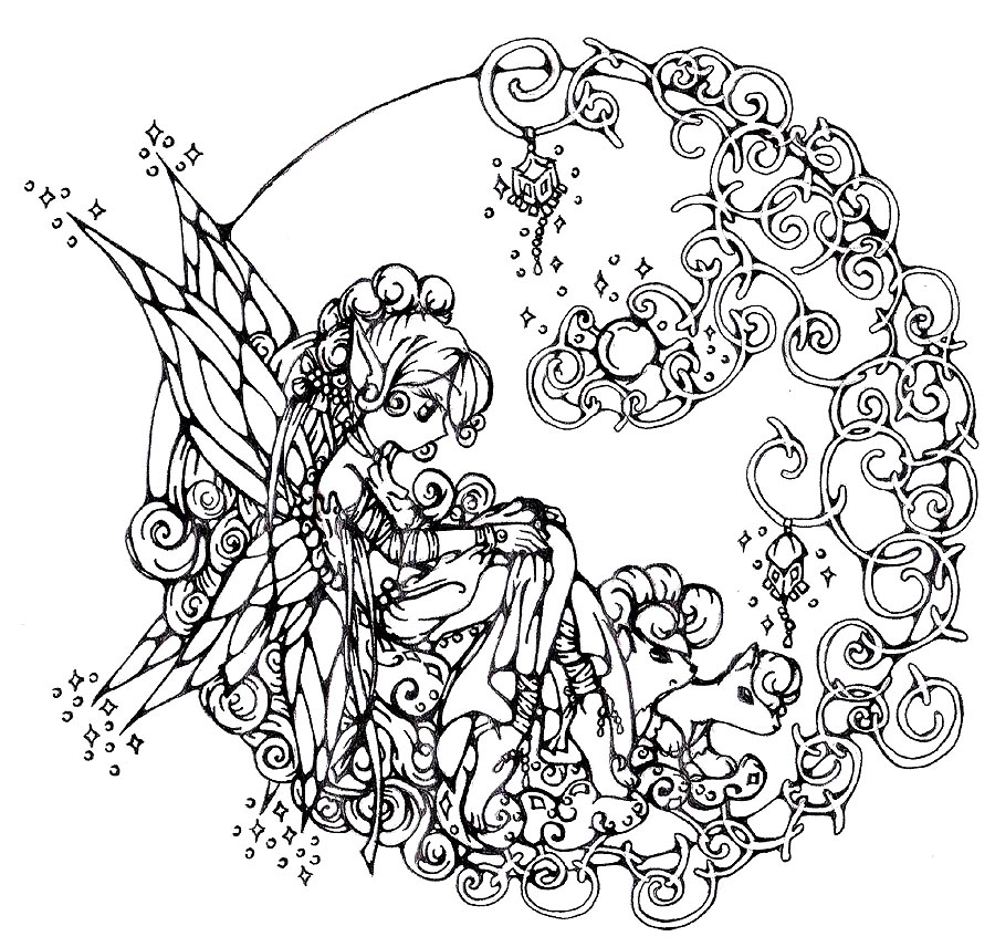 difficult coloring pages for adults - Coloring Pages For Adults To Print