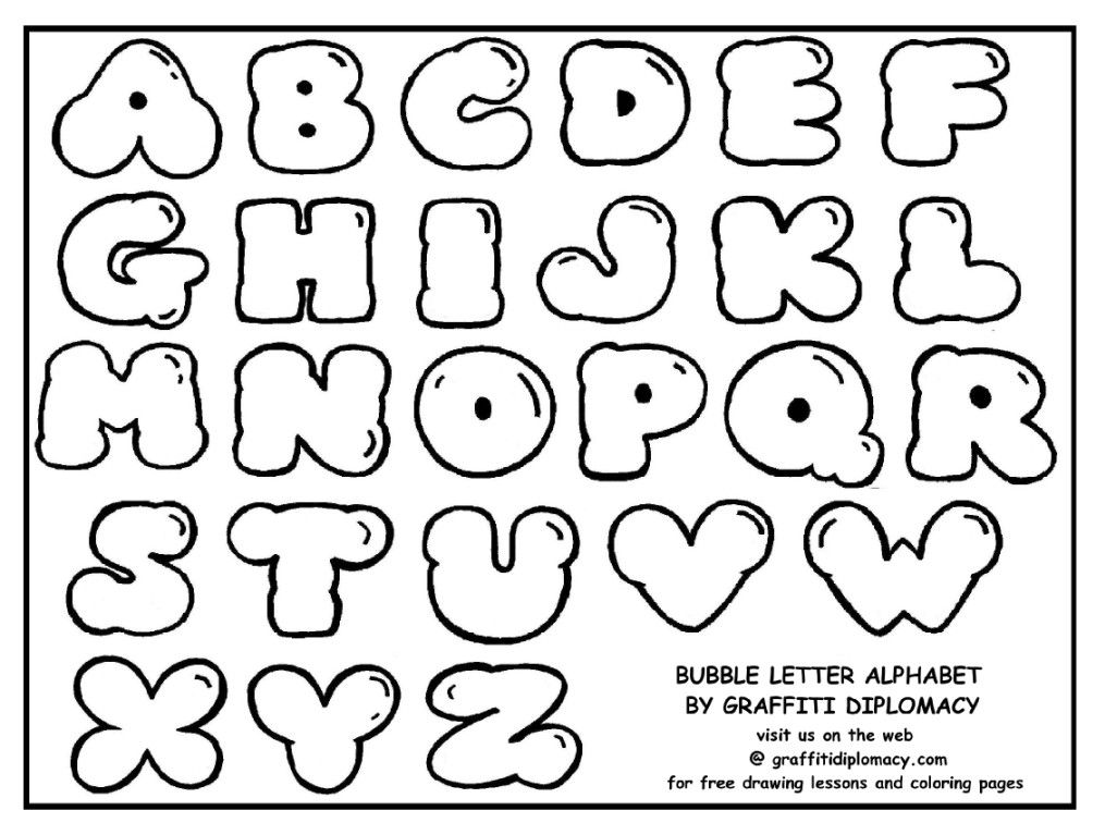 z alphabet coloring pages