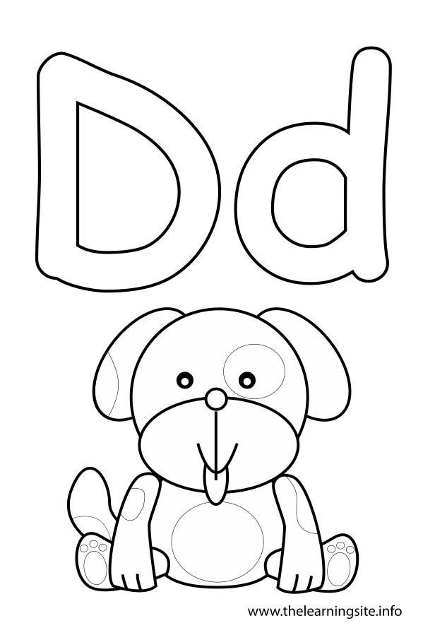 d coloring pages