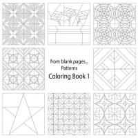 Quilt coloring pages