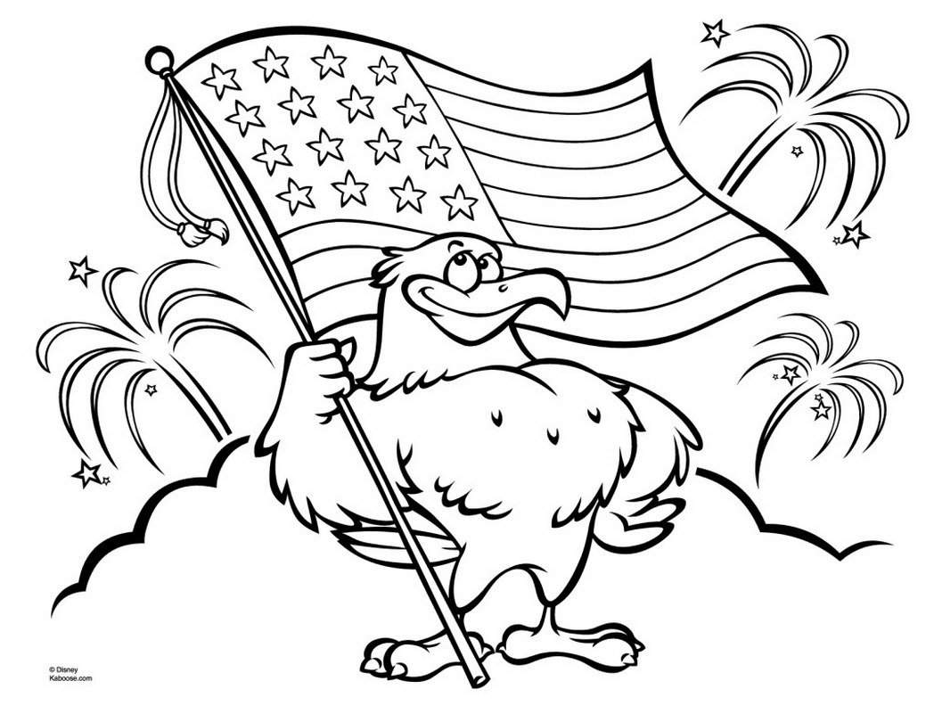 bald eagle coloring pages - Coloring Page Eagle