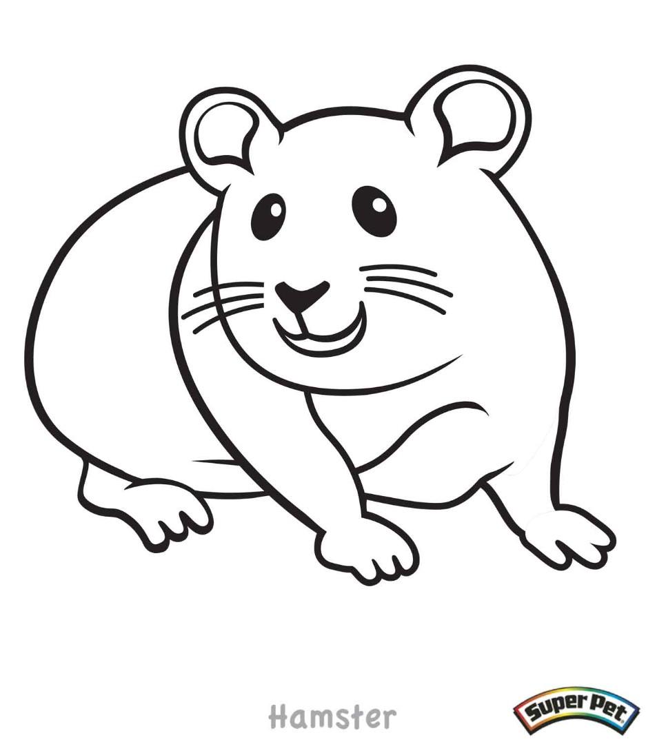 Fein Süsse Hamster Malvorlagen Bilder - Ideen Wieder Aufnehmen ...