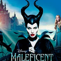 Maleficent coloring pages