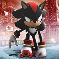 Shadow the hedgehog coloring pages