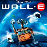 Wall e coloring pages