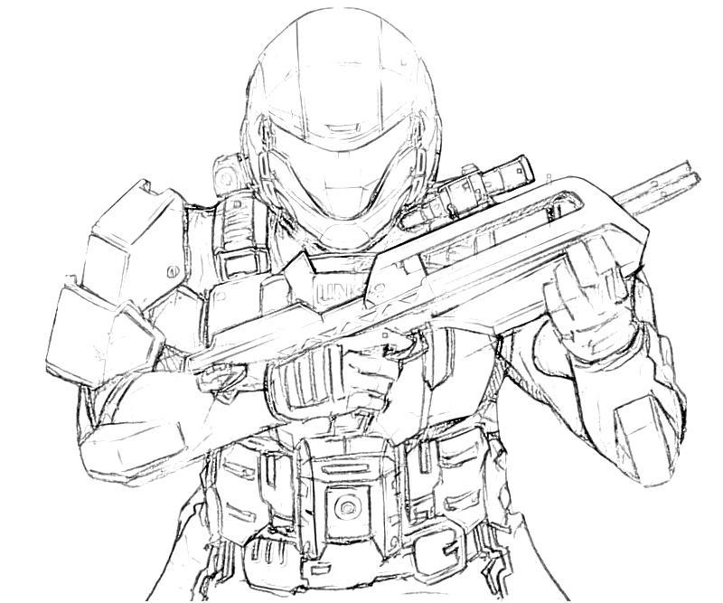 halo tank coloring pages - photo#20