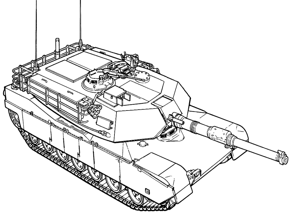 army tank coloring pages printable | Army tanks coloring pages