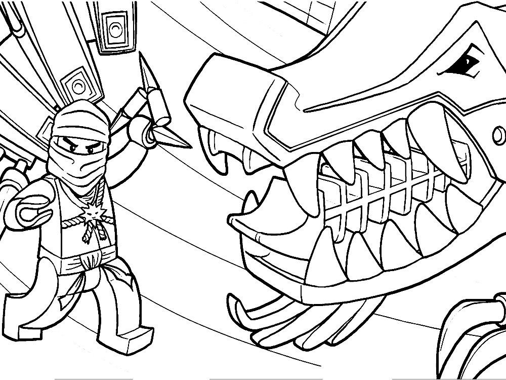 ninjago 2014 coloring pages - photo#18