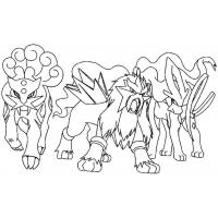 All pokemon coloring pages