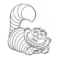 Cartoon coloring pages