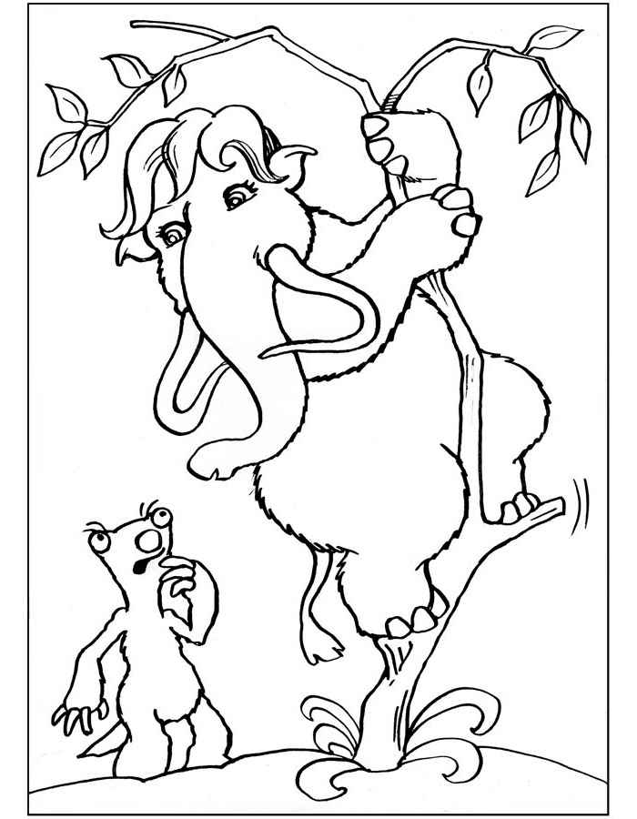 age appropriate coloring pages - photo#43